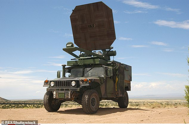 The US equivalent, the Active Denial System, was once deployed to Afghanistan but was withdrawn apparently without ever being used against human targets