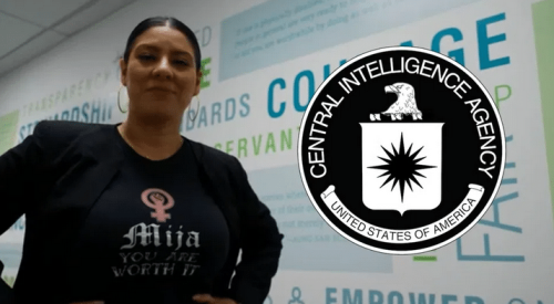 CIA goes woke intersectional torturers